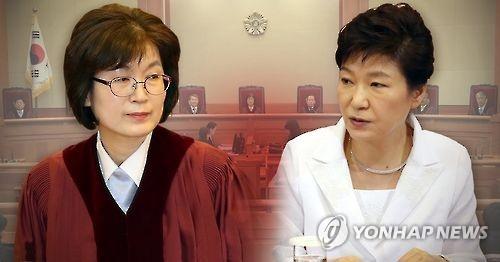 详讯:朴槿惠弹劾案10日宣判 下马复辟系于一发