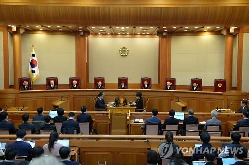 韩宪院罢免朴槿惠主因:瞒擅政乱象 无护宪意志