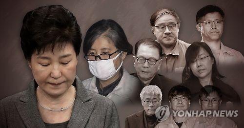 韩宪院罢免朴槿惠主因:瞒擅政乱象 无护宪意志 - 2