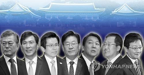 韩政坛进入大选时局 参选阵容或月底初现轮廓