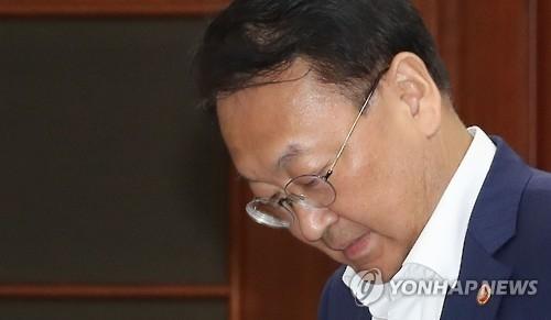 韩经济智囊献策应对弹劾危机萨德矛盾