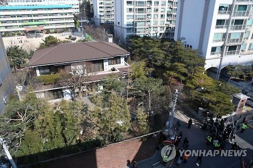 朴槿惠或13日上午离开青瓦台回私邸生活