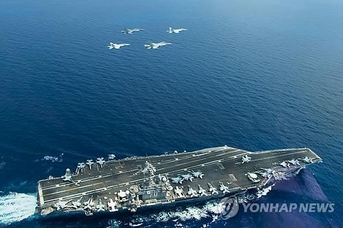 """韩美联合军演""""关键决断""""明日启动"""