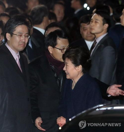 简讯:朴槿惠就遭弹劾表态 称未尽到职责向国民道歉