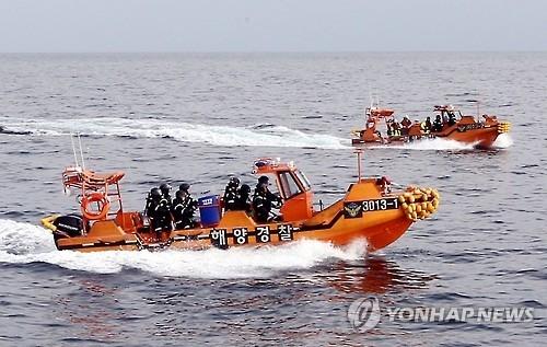 韩海警将成立西海五岛警备团严打非法中国渔船