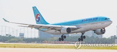 大韩韩亚航空暂减中国航线169班