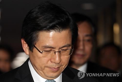 详讯:韩代总统宣布不参选总统 大选5月9日举行