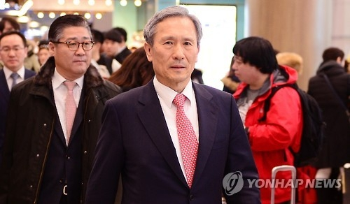 韩美国安室长会晤商定加强对朝施压