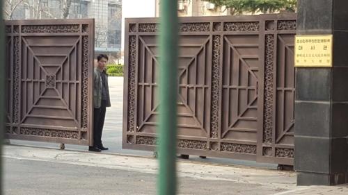 简讯:朝鲜驻华大使馆称朝方反对韩美联演