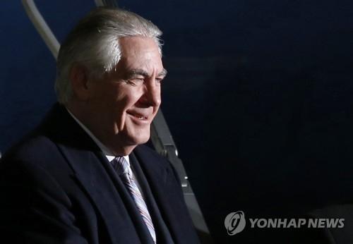 美国务卿明访韩 对朝释放何种信号引关注