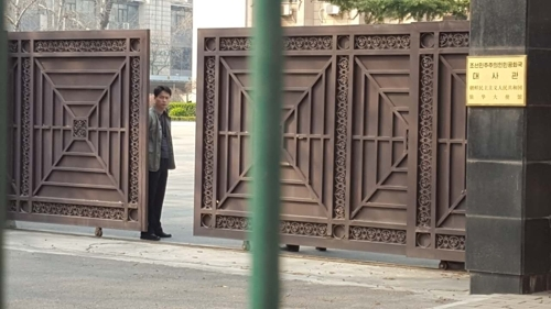 详讯:朝鲜驻华使馆称强烈反对韩美联演