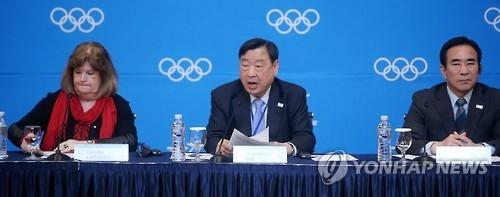 韩中日奥组委今公布合作项目