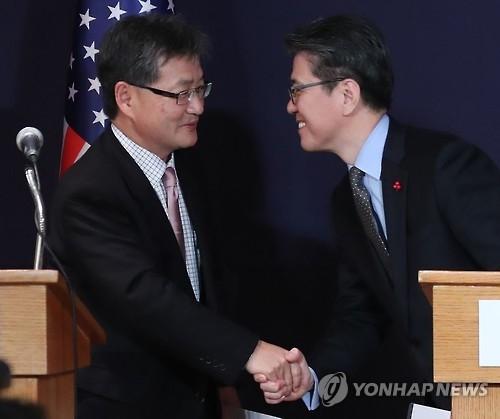 朝核六方会谈美方团长今日访韩