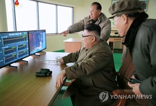 朝鲜为国防科学院正名展现武器研发意图