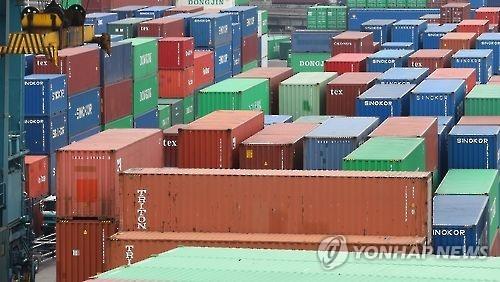 详讯:韩3月前20日出口同比增14.8%
