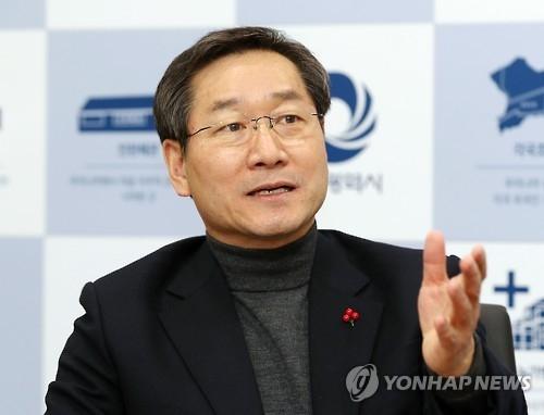 仁川市长访华前日呼吁韩中聚智解决萨德问题