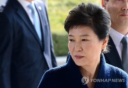 韩检方:朴槿惠尚未行使沉默权