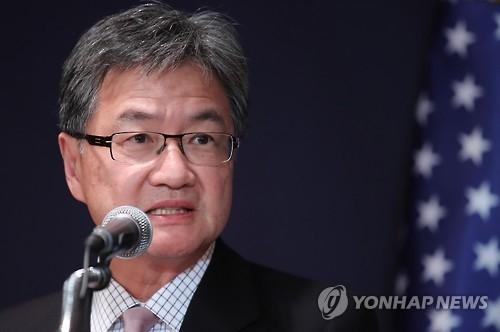 六方会谈美团长会见韩潜在总统候选人