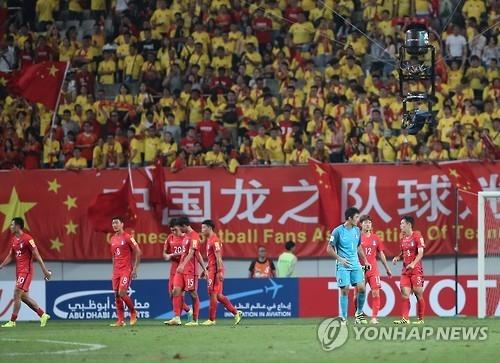 中方部署1万警力做好韩中足球赛维稳工作