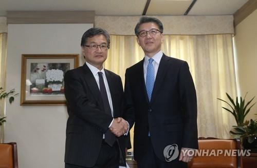 六方会谈韩美团长商定严惩朝鲜射导挑衅