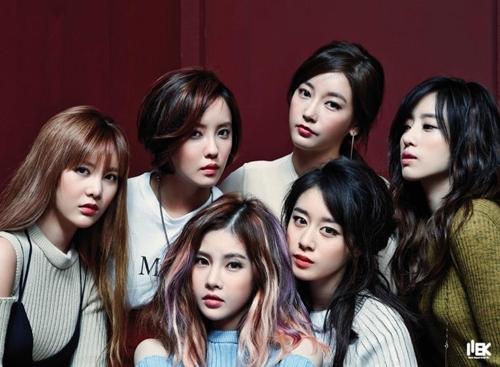 女团T-ARA(MBK娱乐提供)
