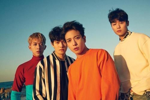 CNBLUE(FNC娱乐提供)