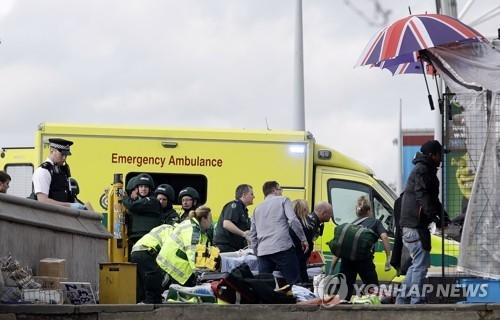 韩政府强烈谴责伦敦恐怖袭击
