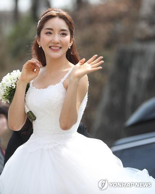 歌手Bada(韩联社)