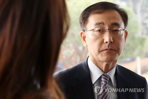 检察总长金秀南(韩联社)