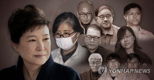 朴槿惠被提捕原因:滥权等涉罪严重 有毁证之虞 - 3