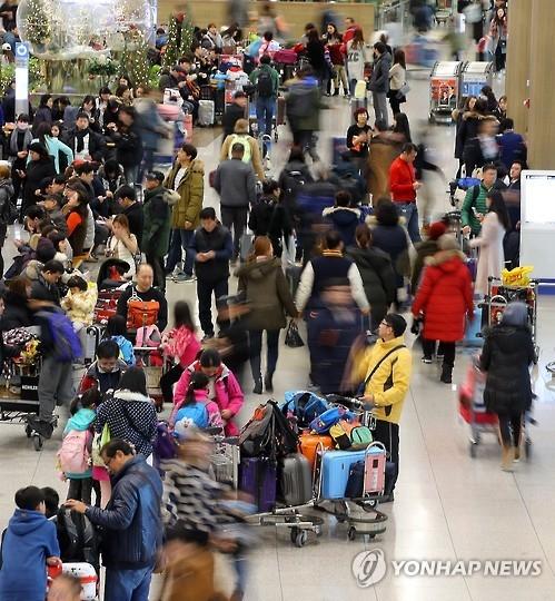"""""""萨德""""矛盾全面冲击韩中旅游市场"""
