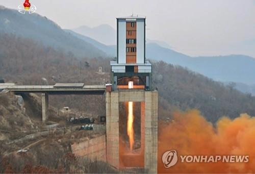 韩军重申严防朝军发展洲际导弹