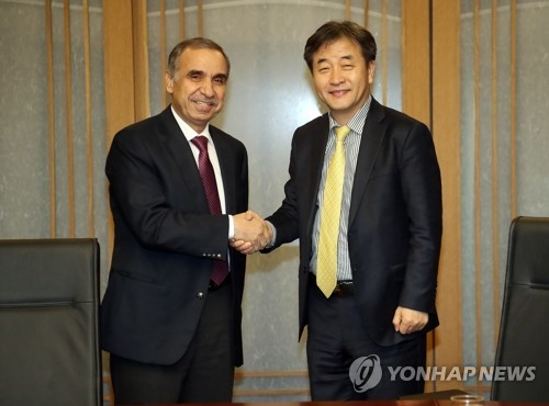 韩联社将与约旦佩特拉通讯社加强交流与合作