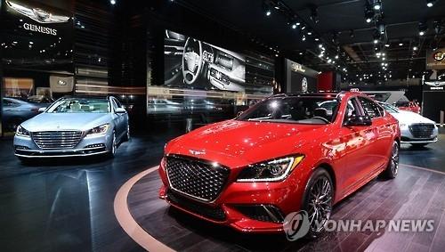 现代汽车考虑明年在华销售捷恩斯豪车