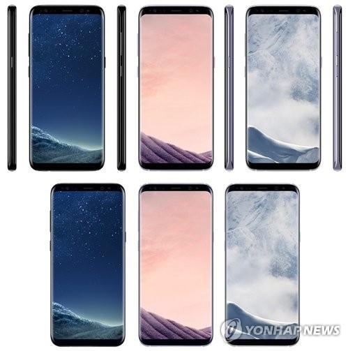 三星新旗舰Galaxy S8新设计新功能吸睛