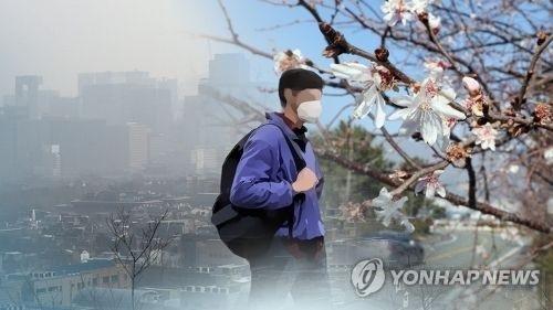 研究:中国雾霾致韩日3万余人过早死亡 - 2