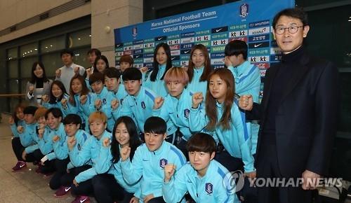 朝鲜书面承诺将保障韩女足在平壤人身安全