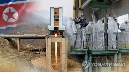 韩政府预测朝鲜或4月发起核导挑衅