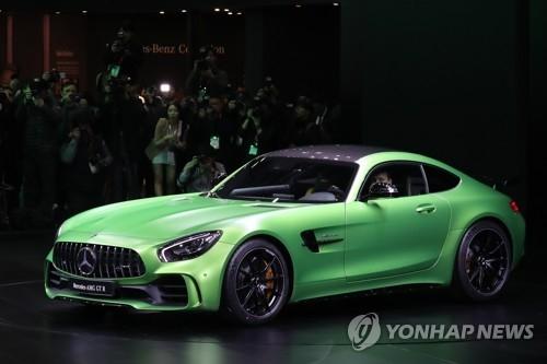 2017首尔国际车展盛大开幕