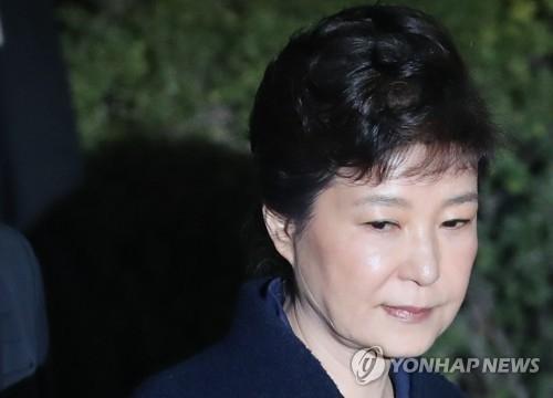 详讯:韩法院对朴槿惠的审问结束 是否批捕明见分晓
