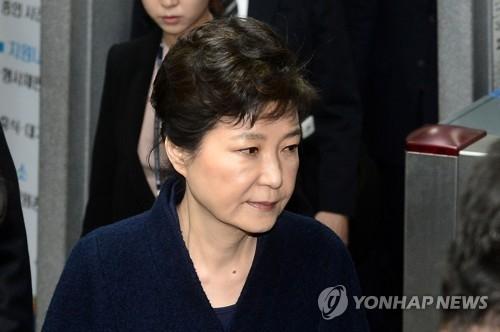 简讯:韩前总统朴槿惠被批捕