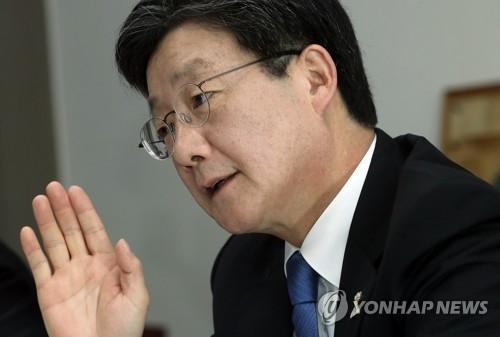 刘承旼(韩联社)