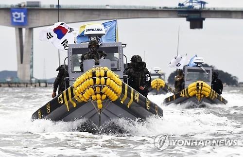 韩明重启汉江入海口执法行动防非法捕捞