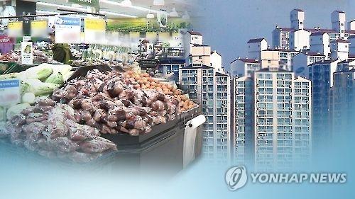 详讯:韩3月CPI同比上涨2.2%