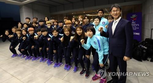 韩政府否认趁体育互访与朝对话