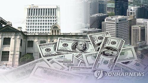 韩3月外汇储备达3753亿美元增13.9亿