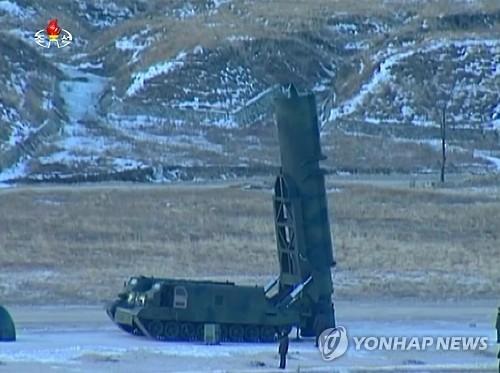 美军改口称朝昨射飞毛腿导弹失败