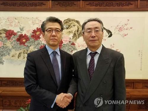 朝核六方会谈中方团长武大伟今将访韩