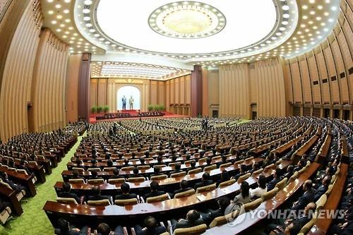 朝鲜明将召开最高人民会议
