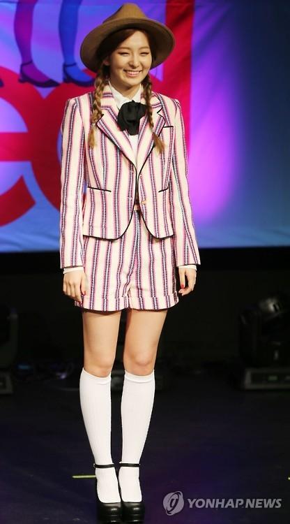 Red Velvet涩琪(韩联社)